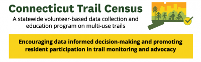 Connecticut Trail Census logo